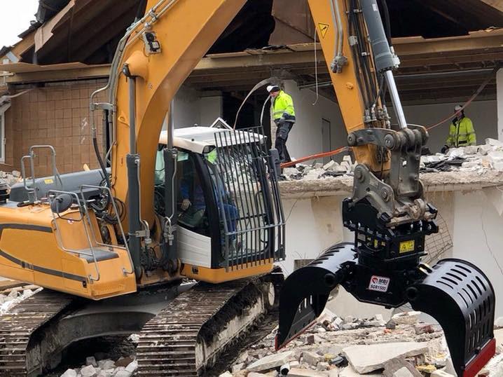 demolitore sgr mbi