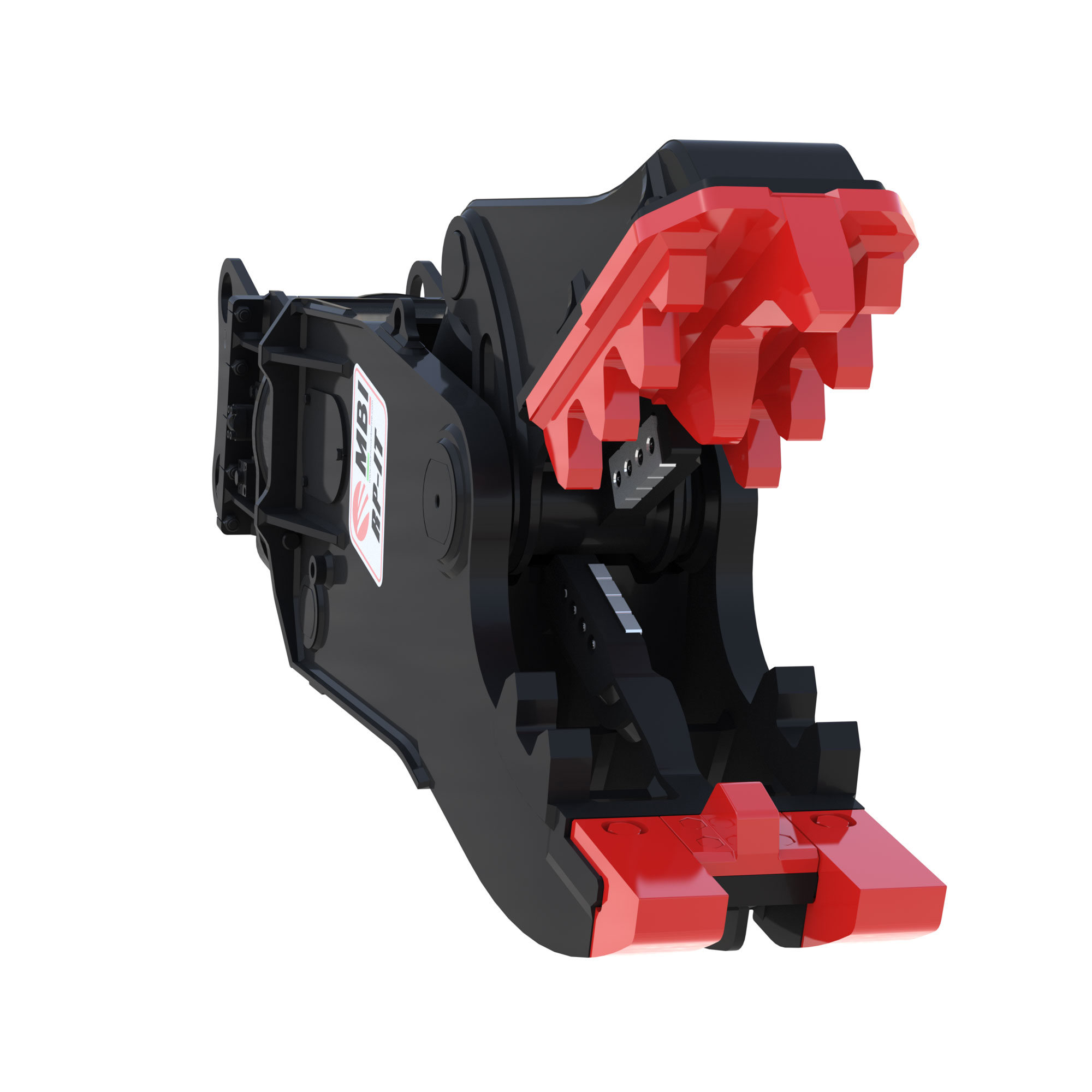 RP-IT frantumatore rotante a denti intercambiabili